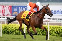 Williams' smart ride hands Gray first Singapore Gold Cup win with Bahana