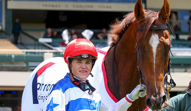 Redkirk a Group 1 Warrior, says Hayes