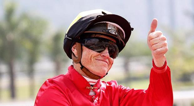 Craig Williams to ride in Hong Kong Classic Mile