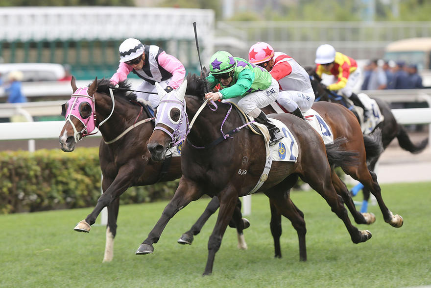Tianchi Monster aims to belie rating in BMW Hong Kong Derby