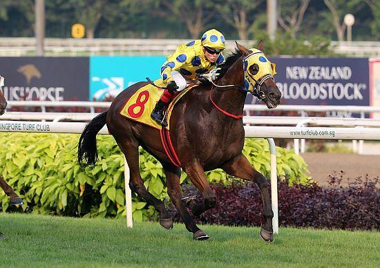 Freedman and Williams combine in Dester Singapore Gold Cup