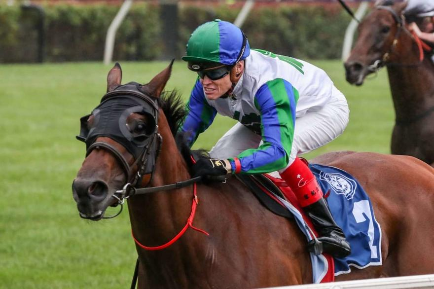 Fabric scores front-running Flemington win
