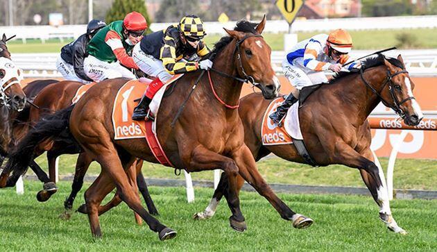Behemoth wins Rupert Clarke