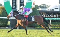 Only Words comes up Roses at Doomben