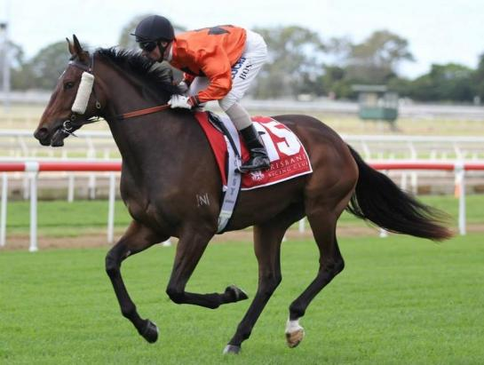 First Rain Delivers At Grafton For Owners