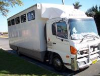 Horse Float Modern 7 Horse Truck