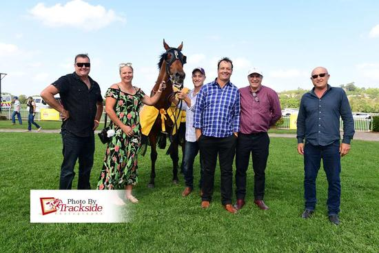 Spiral Wins on Lismore Cup Day!