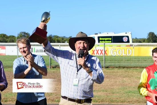 Nothingforthepress Wins Ballina Summer Cup Making It Three in Succession