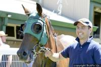 Melham sits motionless for 2400m as Statute salutes