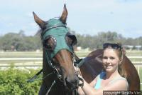 Mitzi and Britt have a day out at Wodonga