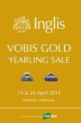 INGLIS YEARLING SALE - MELBOURNE