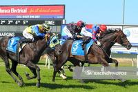EXCITEMENT WINS AT WANGARATTA