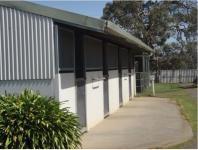 B Barn, 8 Concrete Boxes