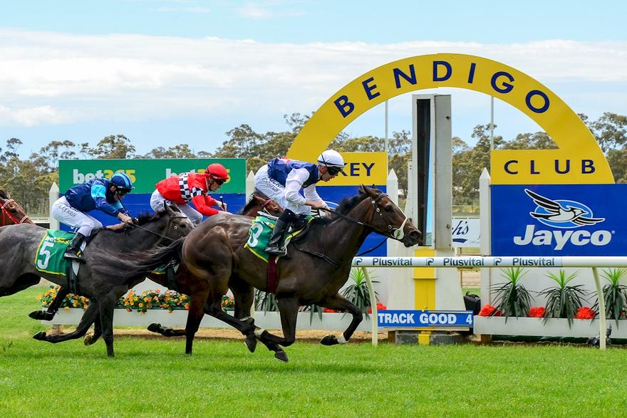 O'Lonhro Bay wins despite massive odds!