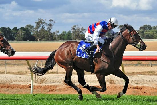 Eramosa wins easy at Echuca