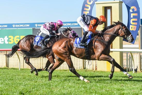 Capatas overcomes pre race drama to win!
