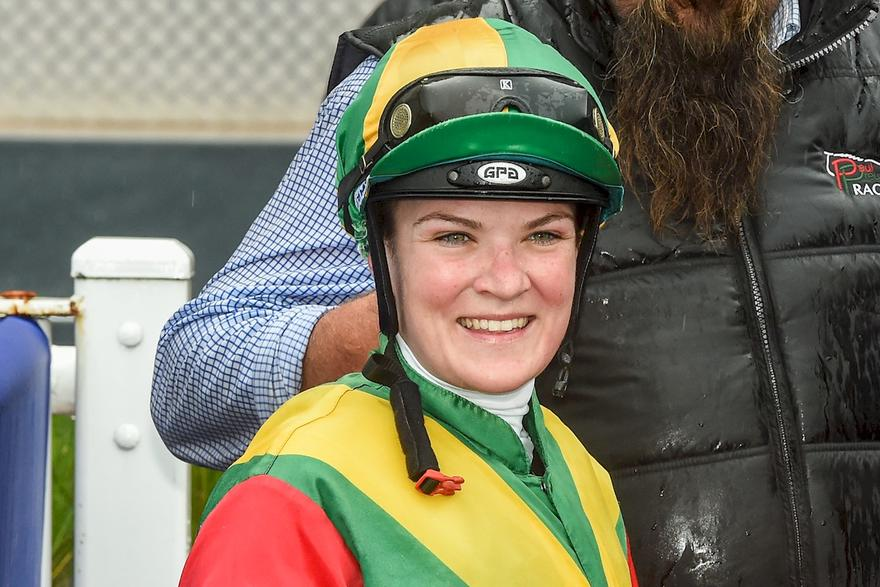 Day out at Caulfield for Tahlia
