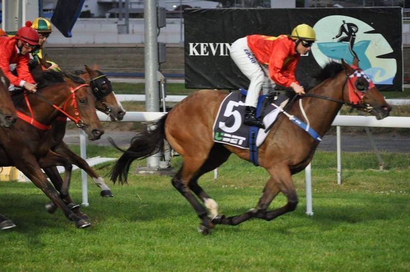 Harvey Bay impresses first up