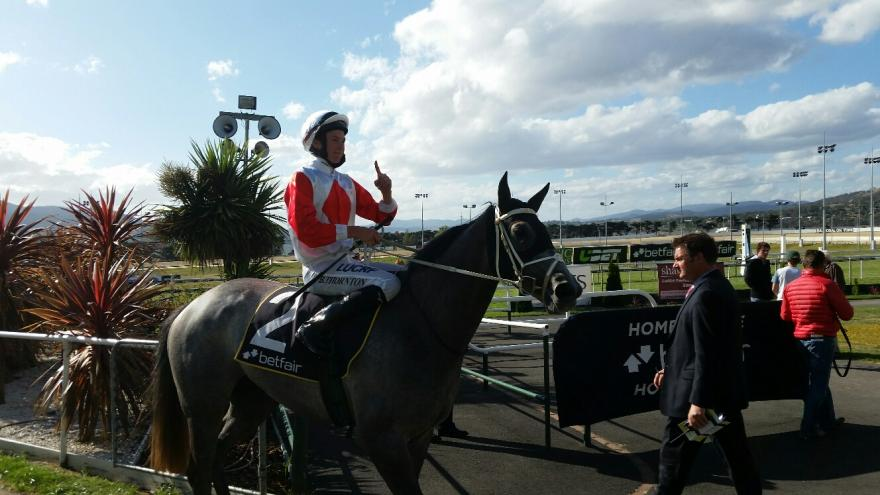 Silver Bolt's in at Hobart to make it five in a row