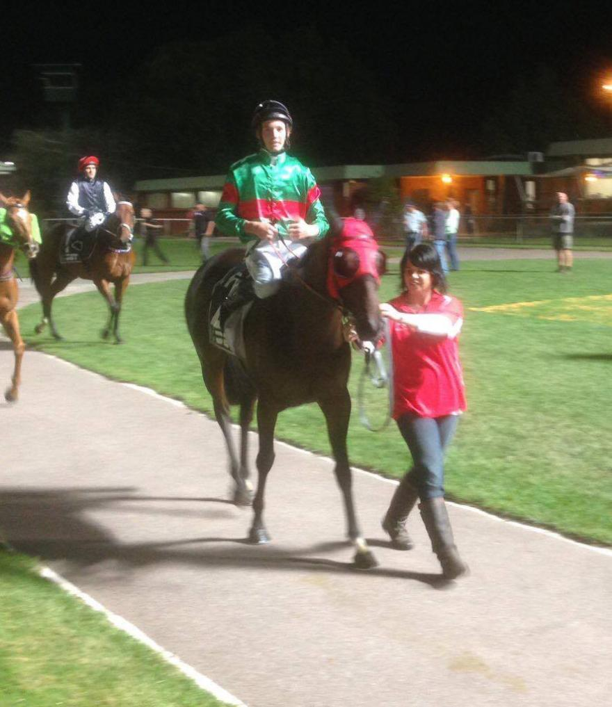 Village Green too good in the 1400m Class 2 Handicap as Trinder & Thornton make it a running double