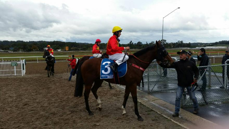 Sea Ruler powers to victory