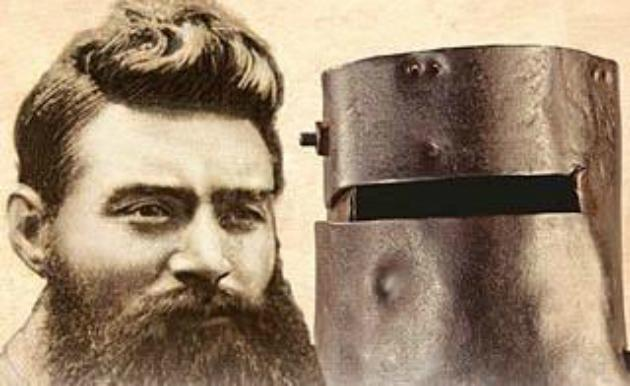 Bushranger's son primed for Melbourne heist