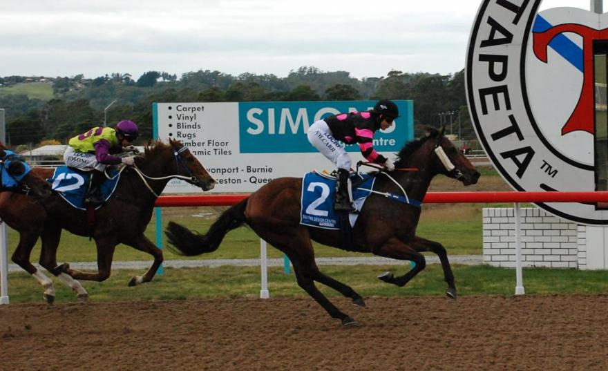 Tuscan Classic wins 1st up in Tasmania for Trinder Racing