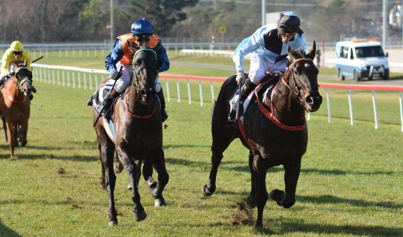 Valerius breaks maiden status in Launceston
