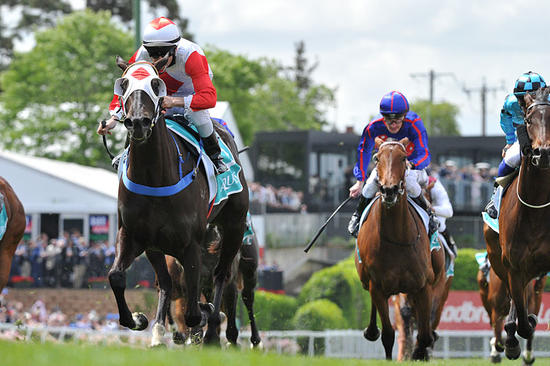 Mystic Journey finds Fillies Classic trip to her liking