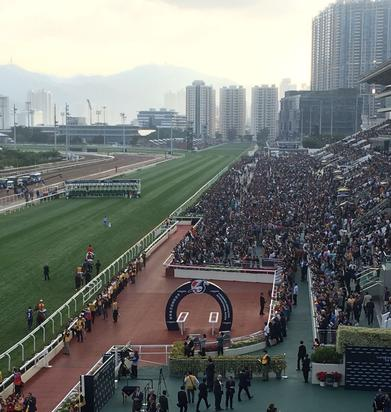 JWR WEEKEND PREVIEW: FROM HONG KONG TO FLEMINGTON