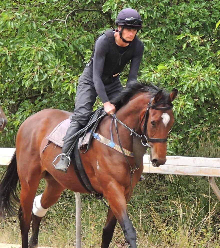 BIG SHOES TO FILL FOR TARCOOLA SPIRIT