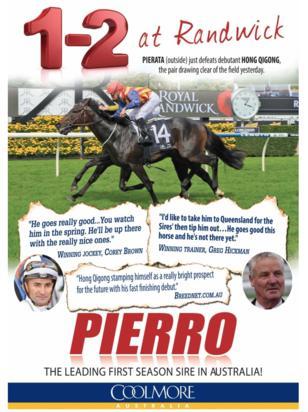 IS PIERRO THE SLEEPING GIANT?