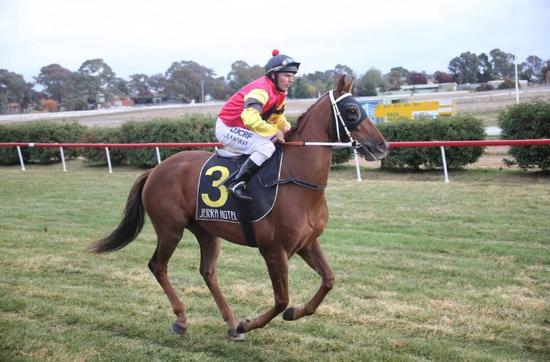 Red Dream Wins at Queanbeyan on 14 May 2017