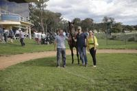 Another Double for the Stables after Roya's Dream Wins at Queanbeyan