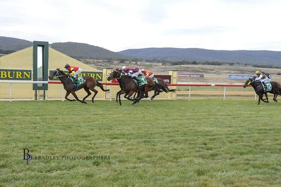 Genoveffa Ticks off her Second Win at Goulburn on 27 May 2018