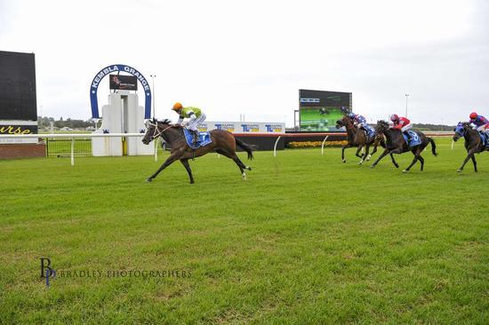 Sorridere Ticks Off Her Maiden Win at Kembla Grange