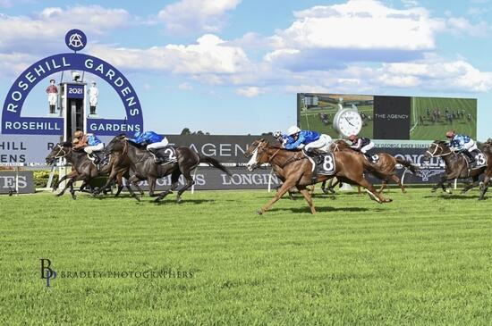 Think it Over's Group 1 Success