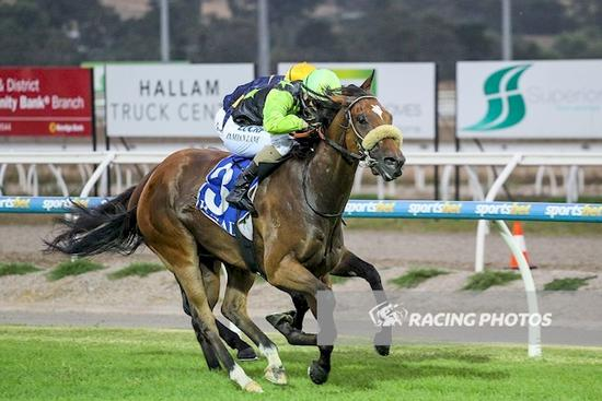 Lucky 13 for Maclairey