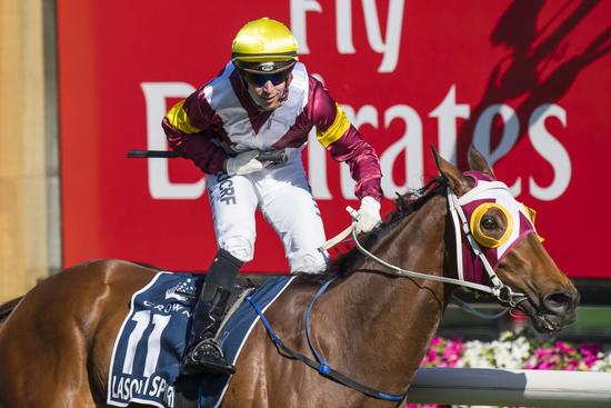 Lasqueti to show Spirit in Apollo Stakes