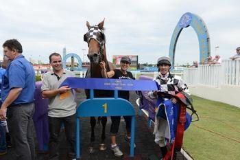 Second straight win for Accidental at Gold Coast