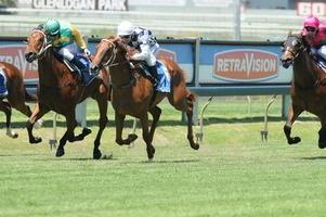 Grand mare raises her stakes past $200k with Eagle Farm win