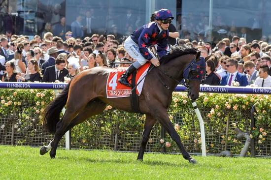 STARS OF CARRUM ON TARGET FOR G1 GUINEAS