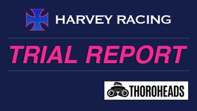 Trial Report: Lark Hill 7/04/14