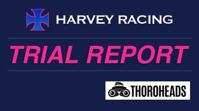 Trial Report: Belmont 14/04/14