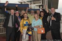 Tradesman outstanding in Belmont Guineas triumph