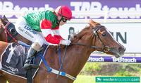 AMELIE ARGOT BRILLIANT ON RETURN