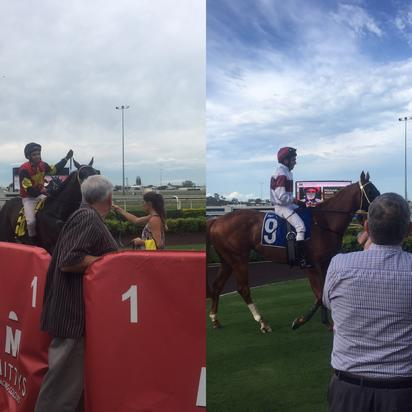 TEAM GUY AND RODD ROLL BACK THE CLOCK AT DOOMBEN
