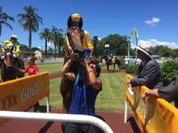 FELINO BEL MAKES IT TWO FROM TWO FOR TEAM GUY