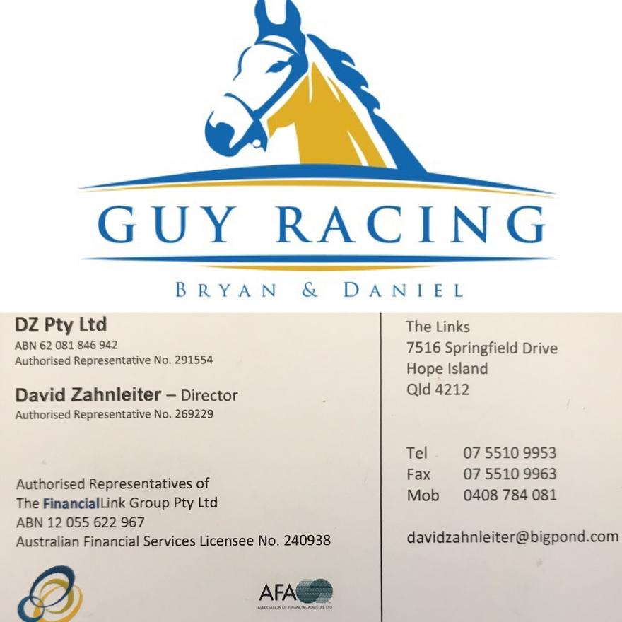 Team Guy And DZ Pty Ltd A Winning Combination