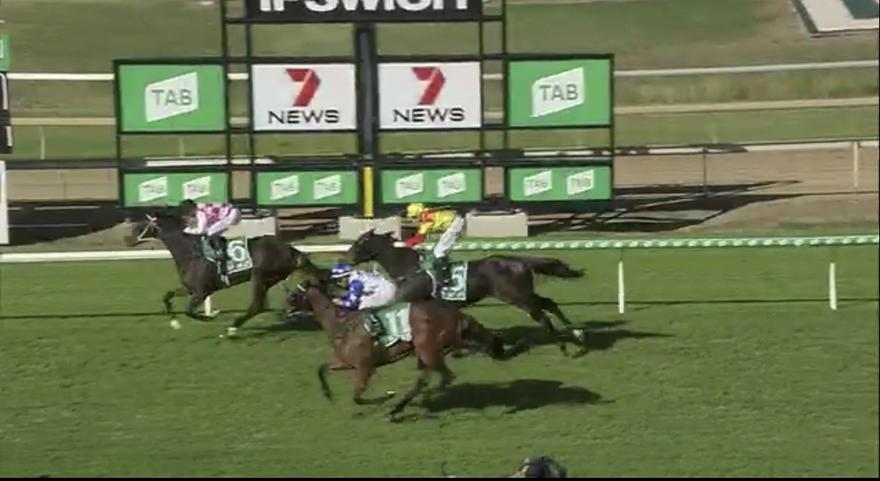 ACCESSORY BRINGS UP A DOUBLE FOR TEAM GUY